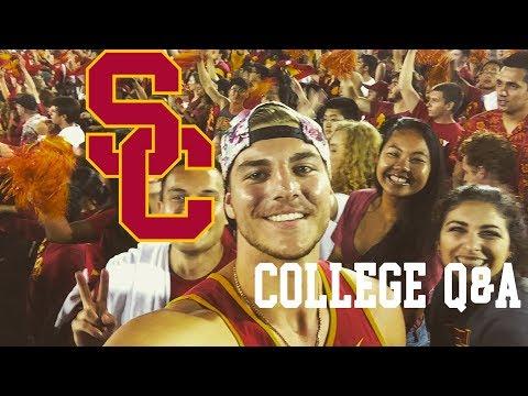 COLLEGE Q&A USC