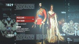 Война империй: Англия против России
