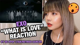 OG KPOP STAN/RETIRED DANCER reacts to EXO \