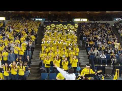 Michigan Basketball Band (2010-11 Season)