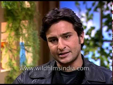 Actor Saif Ali Khan speaks on his role in film Kachche Dhaage