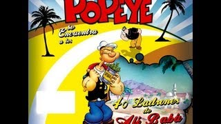 POPEYE EL MARINO II (POPEYE II, Full movie, Spanish, Cinetel)