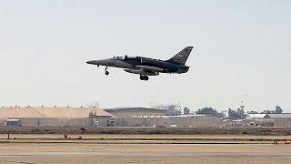Rafales e Mirages franceses bombardeam EI na Síria