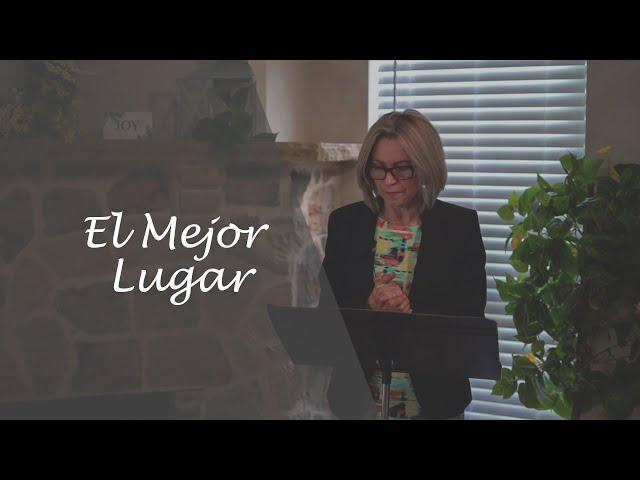 El Mejor Lugar   Pastora Julia Rivas