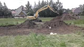 СК Ситируф:Строительство коттеджа из газобетона. Котлован.(Выбирая партнера - СК Ситируф, для проведения строительства дома из газобетона или кирпича вы сможете постр..., 2014-06-23T11:19:52.000Z)