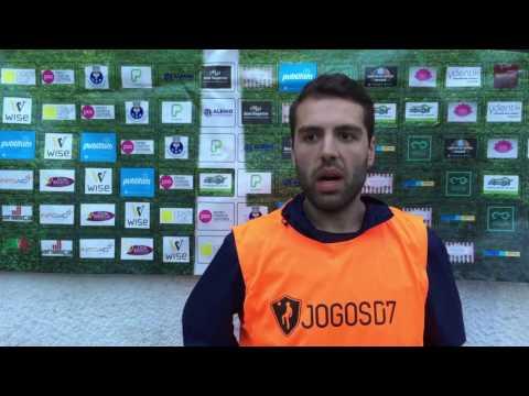 Flash interview-5ª Jornada-Frente Sagres