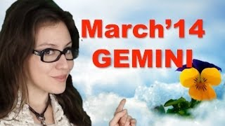 GEMINI March 2014 with Astrolada