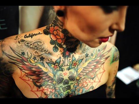Qué Significan Los Tatuajes Y Piercings Youtube