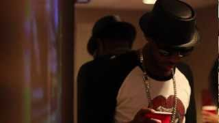"Ryan Leslie x Fabolous ""Beautiful Lie"" (Remix) - Backstage"