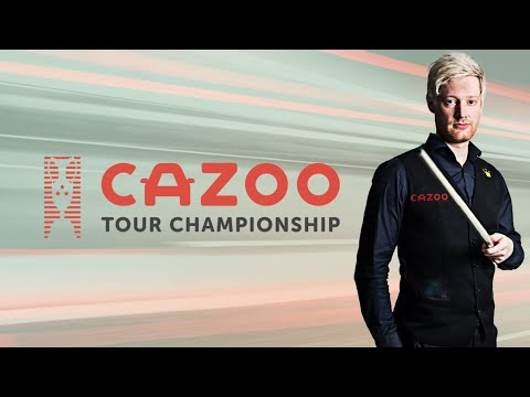 Neil Robertson 121 Clearance | Cazoo Tour Championship
