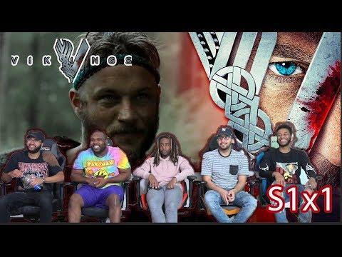 """Download Vikings Season 1 Episode 1 """"Rites Of Passage"""" Reaction/Review"""