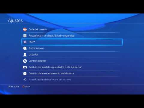 Solucionar error PS4 NW-31194-8 PlayStation Network