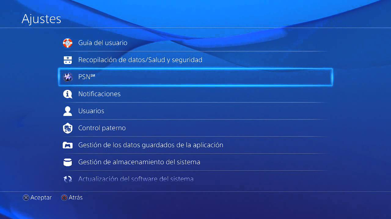 Solucionar error PS4 NW-31194-8 PlayStation Network - YouTube