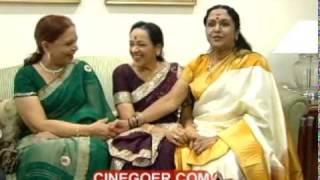 Video B. Saroja Devi Congratulates Vijaya Nirmala And Jamuna download MP3, 3GP, MP4, WEBM, AVI, FLV Agustus 2017