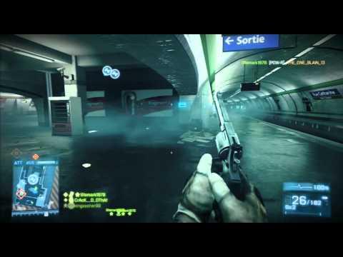 Battlefield 3 - Road To Coronel 25 Part 1! |