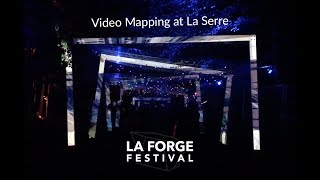 La Serre stage at La Forge Festival