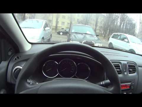 Новый Renault Logan поломка \ New Renault Logan