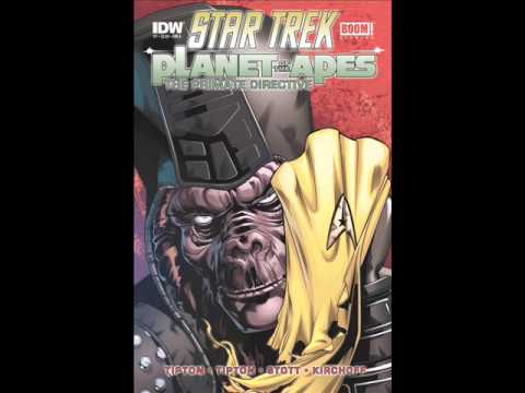 Star Trek/Planet of the Apes #1 review