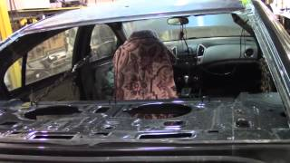 Кузовной ремонт. Шевроле Круз, завершение. Body repair.(Body repair. Кузовной ремонт автомобилей в гараже. Подробности на моем сайте. http://remontkuzova.blogspot.ru/ Комментарии..., 2016-04-25T19:14:30.000Z)