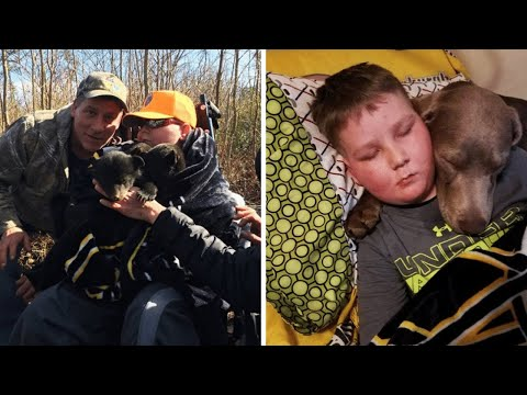 Dying Boy With Terminal Cancer Says 'Dad I Gotta Quit' – Then Makes Promise That Leaves Him In Tears