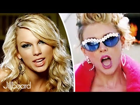 Taylor Swift - Music Evolution (2004 - 2019) Before The Archer