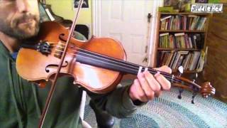 O'Keefe's Slide in B minor (Solo at end of Black Friday Rule) - Basic Fiddle Lesson