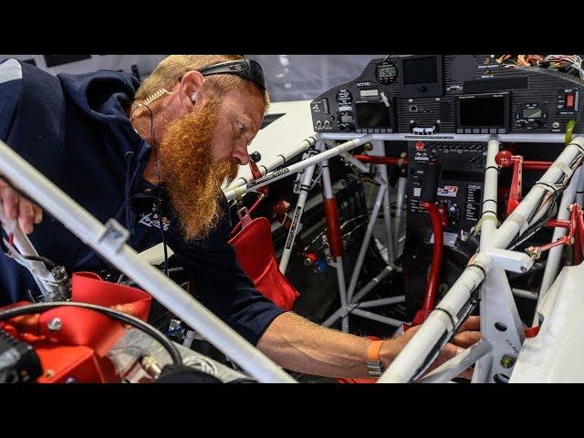 Red Bull Air Race Tech Talk | A Winglet Lowdown