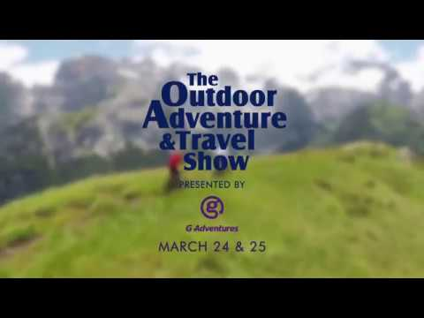 Calgary Outdoor Adventure & Travel Show 2018