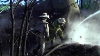 02 02 14 Взрыв и пожар цистерн с газом