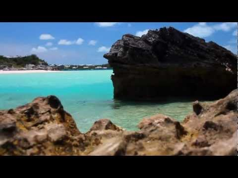 Cliff Jumping in Bermuda