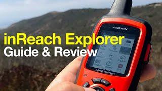 In-Depth Garmin Inreach Explorer Review - HikingGuy.com