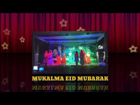 MUKALMA♥EID MUBARAK 2019||©®AL AMEEN DEENIYAT MAKTAB BAURIA|| JALSA JALSA&EID SPECIAL PROGRAM