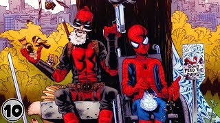Top 10 Marvel Superheroes Who Retired