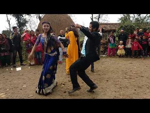 Nawalpur Abhiyon Tharu Dance