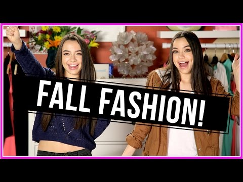 PERFECT FALL FASHION OUTFIT?! | Closet Wars w/ The Merrell Twins