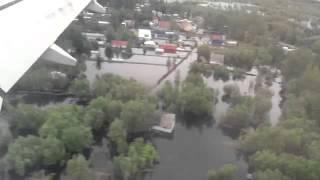 наводнение Нижневартовск ХМАО 14.06.15