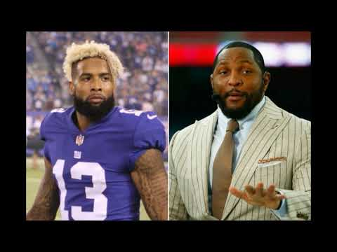"""Ray Lewis says """"Odell Beckham Jr. has removed God from his life"""""""