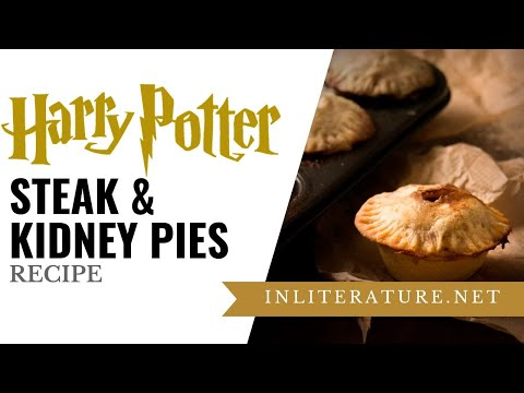 Steak & Kidney Pie | Harry Potter | Food in Literature