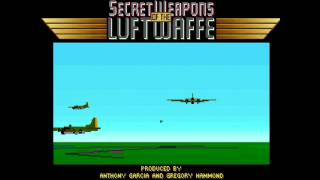 PC Intro - Secret Weapons of the Luftwaffe - Sound Blaster CT1747 (OPL3)