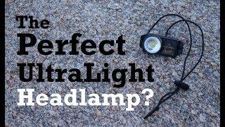 The Perfect UL Headlamp? - UĊO Air 150 Review + MOD!
