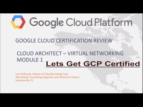 Google Cloud Platform Cloud Architect Certification Review Q