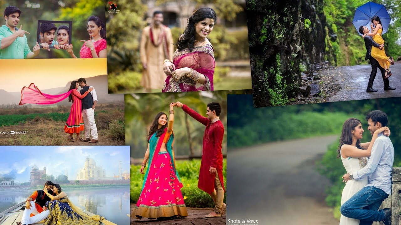 Pre Wedding Gifts For Bride: Pre Wedding Photography Ideas