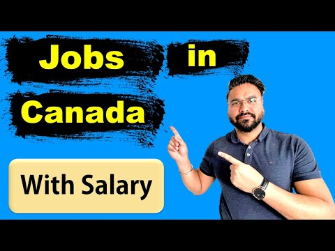 High Demand Jobs In Canada Currently With Salary in 2020 | Canada Couple