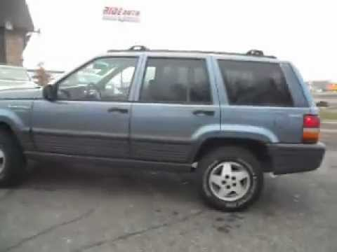 Jeep grand cherokee laredo 1995