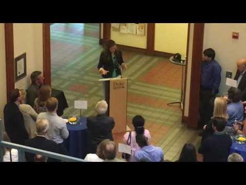 Anna Alcaro, Sanford School of Public Policy