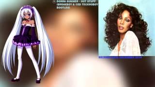 Donna Summer - Hot Stuff (Breakboy & Ced Tecknoboy Bootleg) (NIGHTCORE)