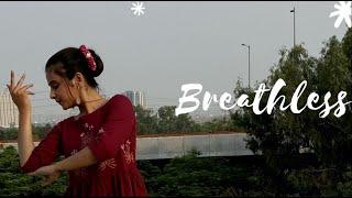 Breathless - Dance Cover I Shankar Mahadevan I Vanshika Choreography I Dance Vance