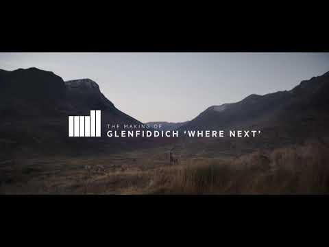 Behind The Scenes |  Glenfiddich's 'Where Next' | Visual Effects | The Mill