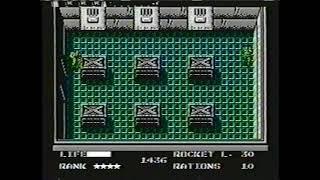 Repeat youtube video Metal Gear - Final Boss battle vs. Big Boss & finale