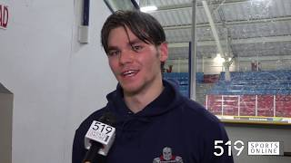 GOJHL - Cambridge RedHawks vs Stratford Warriors